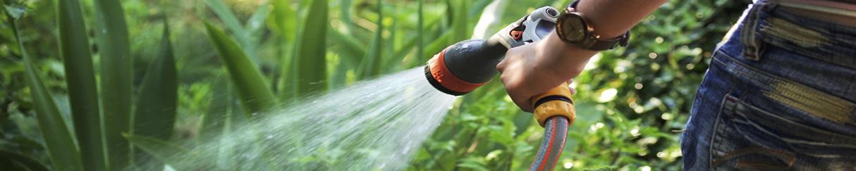 Vortex Water Revitalizer Benefits Garden Irrigation